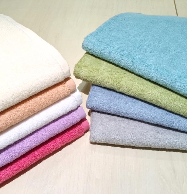 color pile/カラーパイル バスタオル