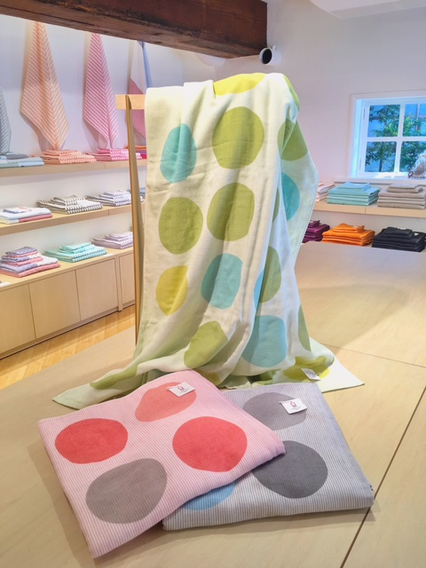 3colors circle mini blanket/3カラーズ サークル ミニブランケット