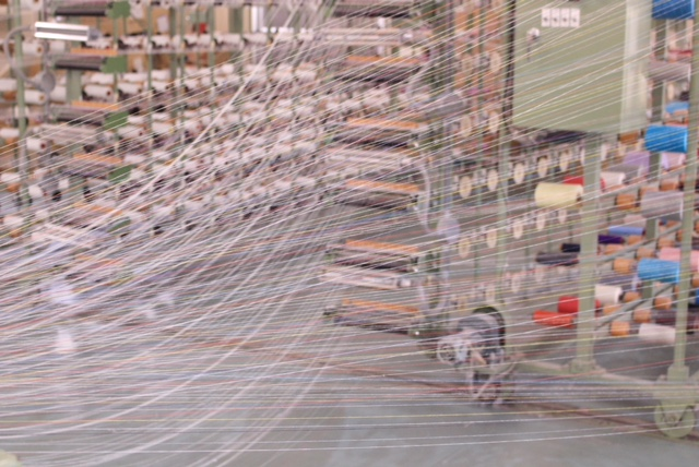 柔らかいタオルのための糸の管理